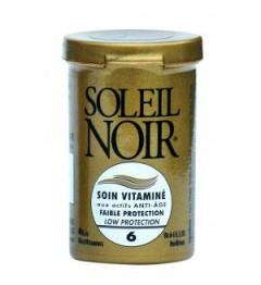 Soleil Noir Soin Vitaminé IP6 20Ml