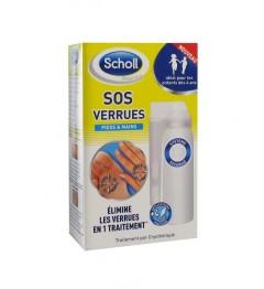 Scholl SOS Verrues 18Ml