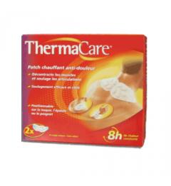 Thermacare Patch Chauffant Anti-Douleur Nuque, Epaule et Poignet Boite de 2
