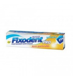 Fixodent Pro Anti-Particules Crème Fixative 40g