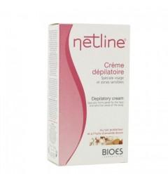 Netline Crème Dépilatoire Visage et Zones Sensibles 75Ml pas cher