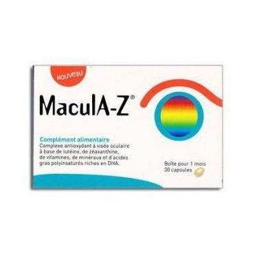 Macula-Z Visée Oculaire 30 Capsules