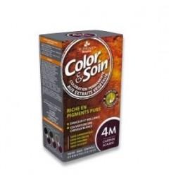 Color et Soin Coloration Châtain Acajou 4M