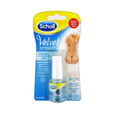 Scholl Velvet Smooth Huile Nourrissante Beauté 7,5Ml