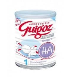 Guigoz Lait Expert HA1 de 0 à 6 mois 800 G pas cher