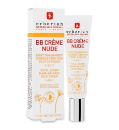 Erborian BB Crème Nude 15Ml pas cher