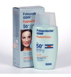 ISDN Fotoprotection Fusion Water SPF50 50Ml pas cher