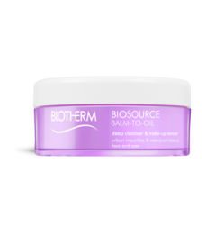 Biotherm Biosource Baume Huile 125Ml pas cher