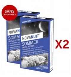 Novanuit Gélules 2 Boites de 30 pas cher