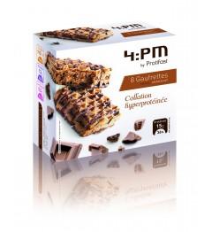 Protifast 4:PM Gaufrettes Chocolat Boite de 8