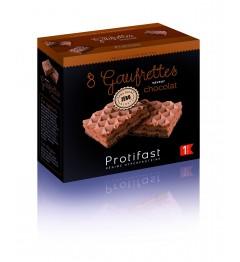Protifast Gaufrettes Chocolat Boite de 8