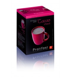 Protifast Boisson Cacao Chaud 7 Sachets