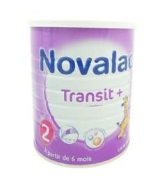 NOVALAC Transit Lait 2ème Age 800 G pas cher