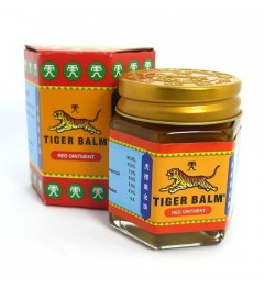 Tiger Balm Rouge Pot 21 Grammes pas cher