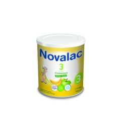 Novalac 3 Croissance Bananes et Pommes 800 Grammes pas cher