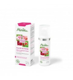 Melvita Pulpe de Rose Sérum Repulpant Eclat 30Ml