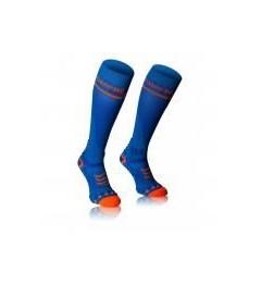 Pro R2 Swiss Full Socks V2.1 Taille 2L Bleu pas cher