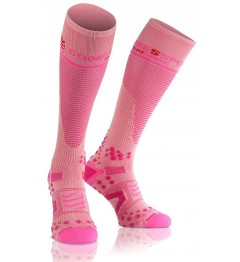 Pro R2 Swiss Full Socks V2.1 Taille 2L Rose pas cher