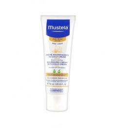 Mustela Crème Nourrissante au Cold Cream 40Ml pas cher