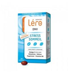 Lero DNV Stress Sommeil 30 Capsules pas cher