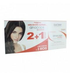 Ducray Anacaps Progressive 3x30 Gélules pas cher