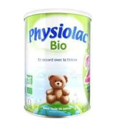Physiolac Lait Bio 2ème Age 800 Grammes