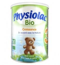 Physiolac Lait Bio 3ème Age 800 Grammes pas cher