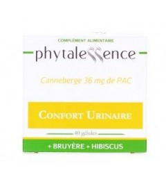 Phytalessence Confort Urinaire Gélules B/40