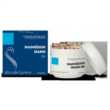 Phytalessence Magnésium Marin B6 Gélules B/60 pas cher