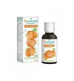 Puressentiel Huile Végétale Bio Noyau d'Abricot 30Ml pas cher