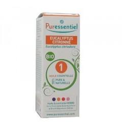 Puressentiel Huile Essentielles Bio Eucalyptus Citronné 10Ml