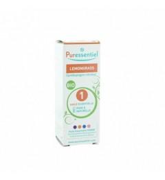 Puressentiel Huile Essentielles Bio Lemongrass 10Ml