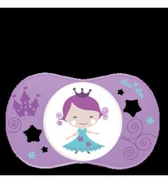 Luc et Léa Sucette plus de 18 Mois Princesse