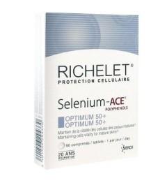 Sélenium ACE Progress 50+ 90 Comprimés pas cher