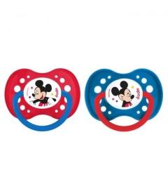 Dodie Sucette Duo Mickey Plus de 18 Mois pas cher