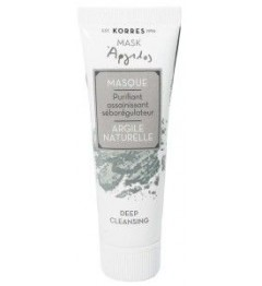 Korres Argile Naturelle Masque Purifiant 18Ml