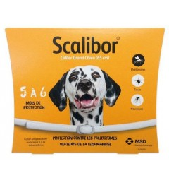 Scalibor Collier Insecticide Grand Chien pas cher