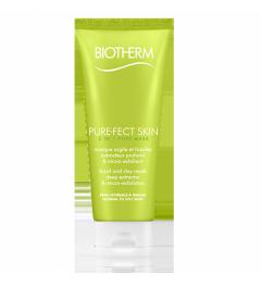 Biotherm Purefect Skin Masque 2 en 1 75Ml pas cher