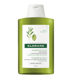 Klorane Capillaire Shampoing Olivier 400Ml pas cher