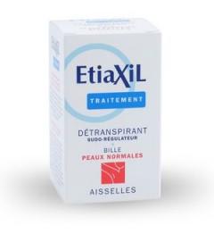 Etiaxil Détranspirant Aisselles Bille Peaux Normales 15ml pas cher