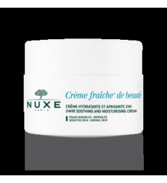 Nuxe Crème Fraiche de Beauté Peaux Normales 50Ml