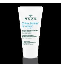 Nuxe Crème Fraiche de Beauté Masque 50Ml pas cher