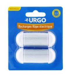 Urgo Rape Electrique Recharges Extra Exfoliants pas cher