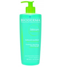 Bioderma Sébium Gel Moussant 500Ml