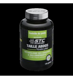 STC Nutrition Taille Abdos Ventre Plat 120 Gélules pas cher