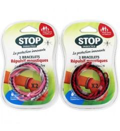 Stop Moustique Bracelet Tresse