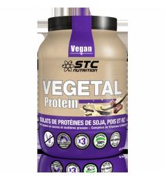 STC Vegan Vegetal Protein 750 Grammes Chocolat pas cher