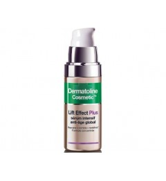 Dermatoline Cosmetic Lift Effect Plus Sérum Intensif Anti Age Global 30Ml pas cher
