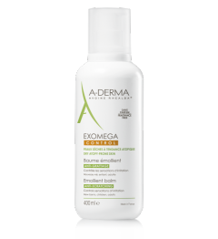 Aderma Exomega Baume Control 400Ml pas cher
