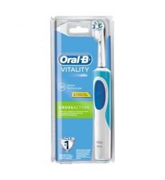 Oral B Brosse à Dent Electrique Vitality Cross Action
